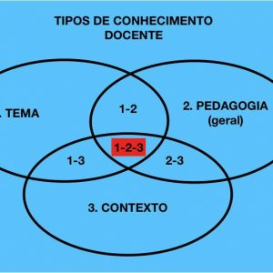 #09 Tipos de conhecimento docente